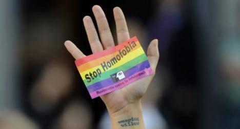 Spain's gays biggest target of hate crimes