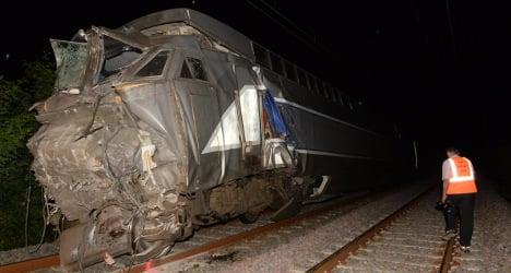 'Signal failure' to blame for French train crash