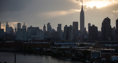 French envoy's New York home search scuppered