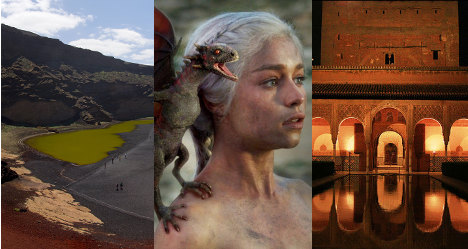 Top 10 Spanish locations to film Game of Thrones