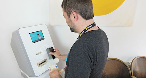 First Bitcoin ATM arrives in Austria