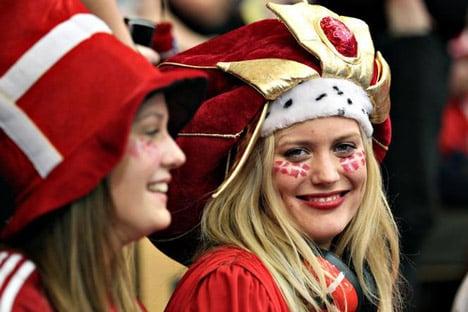 Danes voted 'least beautiful' in Scandinavia