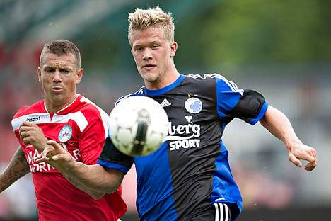 FC Copenhagen: We can't come to Ukraine