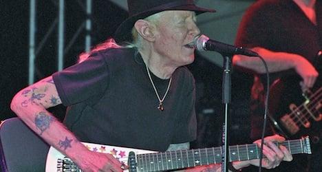 Blues legend Winter dies in Swiss hotel room