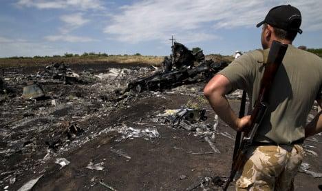 Swedish journalists detained in Ukraine