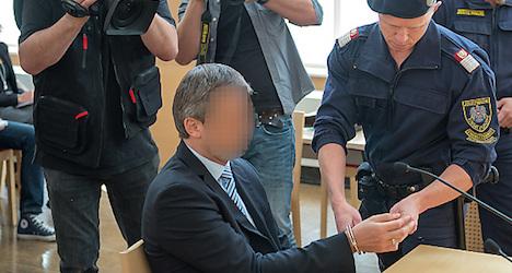 Gmunden rapist gets 18 years for murder