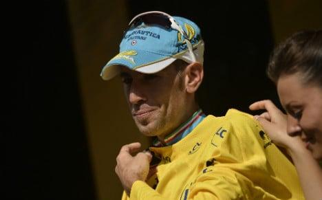 Italian Nibali set for Tour de France glory
