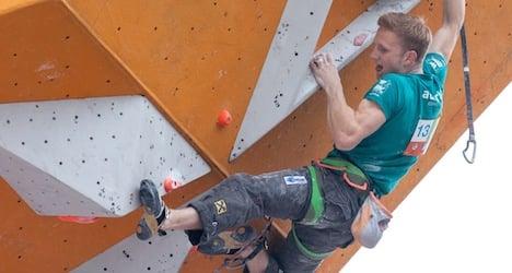 Austrian climbers stun Chamonix competition