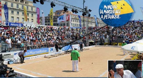 Pétanque world cup marred by death threats