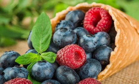 Norwegian fruit industry in a jam