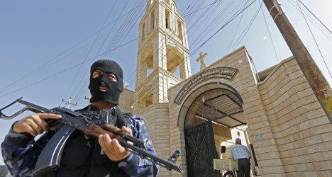 France offers asylum to Iraqi Christians