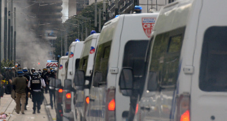 Paris: Security beefed up for pro-Palestinian demo