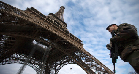 Foiled French terrorist had tourists in his sights