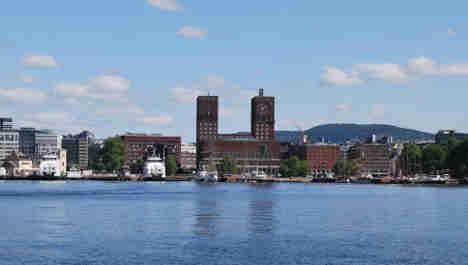 Oslo gets go-ahead to bid for 2022 Winter Olympics