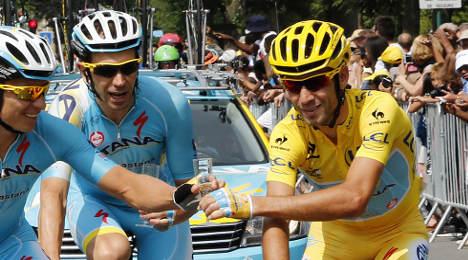 Italian Nibali wins 2014 Tour de France
