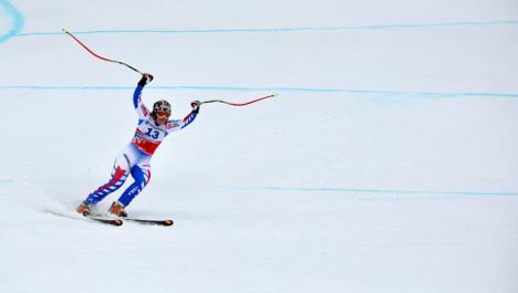 Parties split over Oslo's Winter Olympics bid