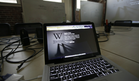 Swedish Wiki vet sets new content record