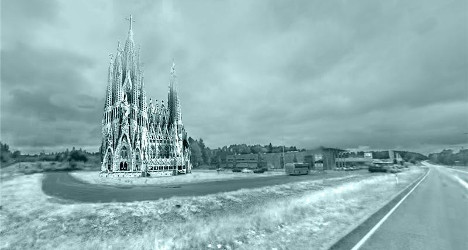 Finland to house sub-zero Sagrada Familia