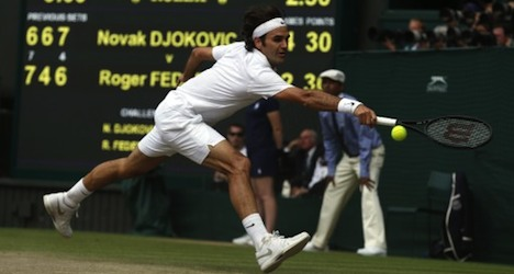 Djokovic beats Federer in epic Wimbledon battle