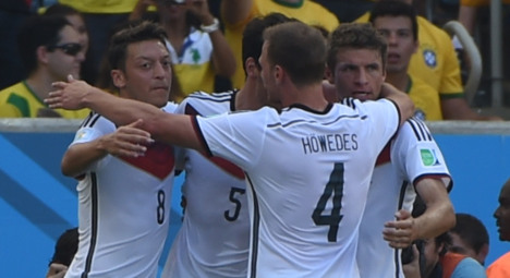 France exit World Cup after 1-0 loss to Germany