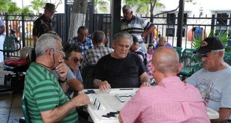 Seville cracks down on noisy domino players