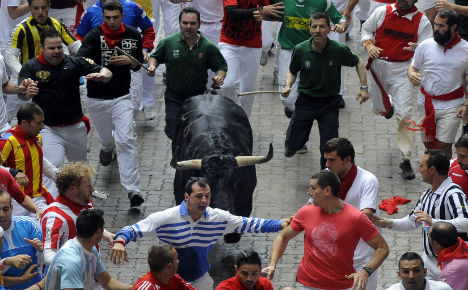 Spain tackles sex assaults at bull run fest