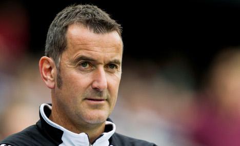 Rosenborg sack boss Per Joar Hansen