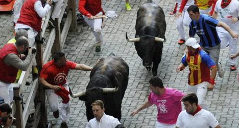 Brit seriously injured in Pamplona bull run