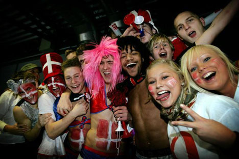 Danish happiness is all in the genes: study