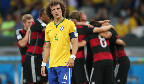 International reaction: 'Humiliated and humbled'