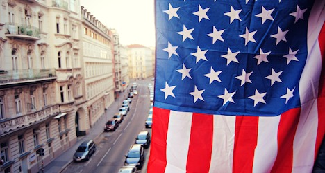 July 4th celebrations for Americans in Vienna