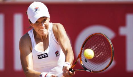 Germany's Barthel wins Swedish Open