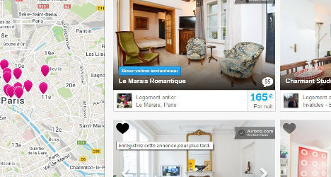 French MPs train sights on 'secretive' Airbnb