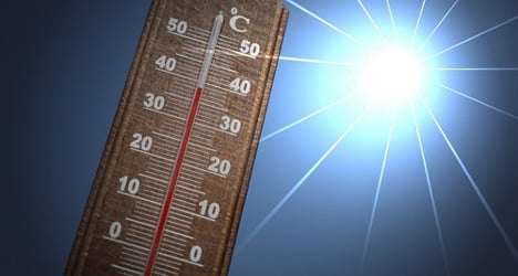 Heatwave hits southern and central Spain