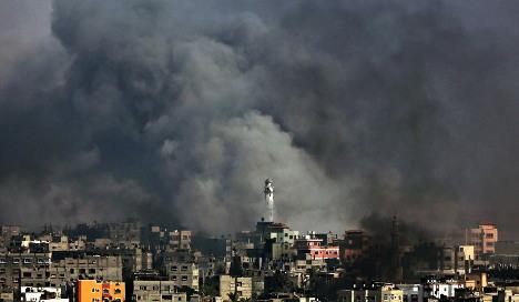 Seven German family members killed in Gaza