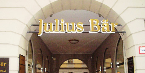 Julius Bär faces US penalty over tax evasion