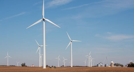 Norway energy groups to build British wind farm