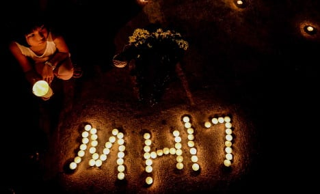 Tributes paid to German victims of MH17