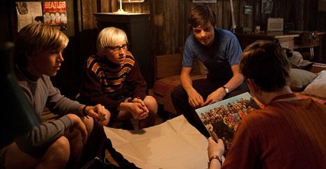 Danish Beatles film to open Norway film fest