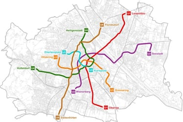 Vienna plans metro and tram expansion