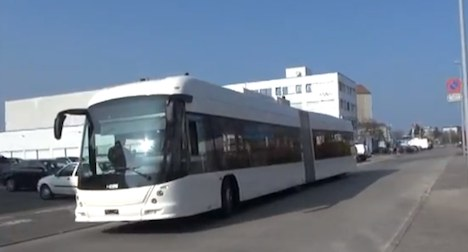 ABB and Volvo team up for rechargeable buses