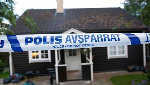 Police investigate Swedish CEO 'murder'