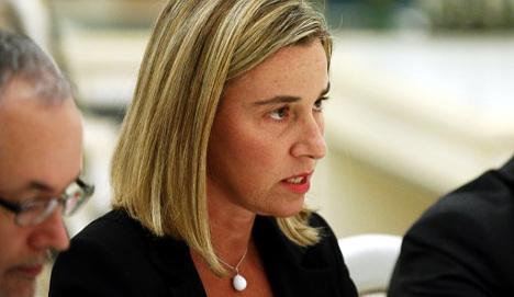 Critics scramble to block Mogherini from EU job
