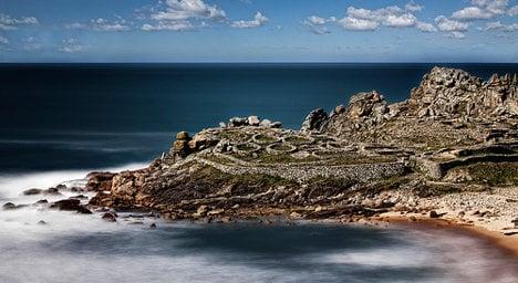 Ancient graffiti proves Spain's Irish links