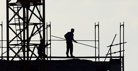Four jailed from construction 'mafia'