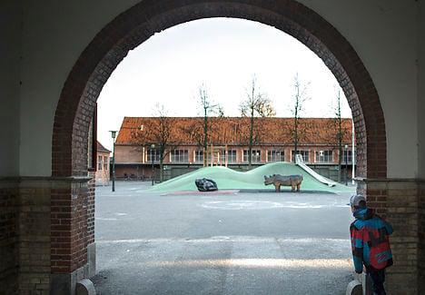 Is Denmark a nation of vigilantes?