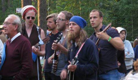 Pines, polska and magic: Urkult Music Festival