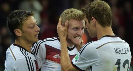 France vs Germany: Seven German players ill