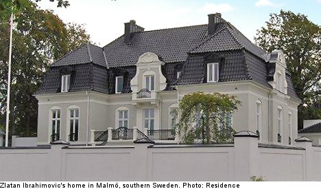 Zlatan fails to sell mansion one year on