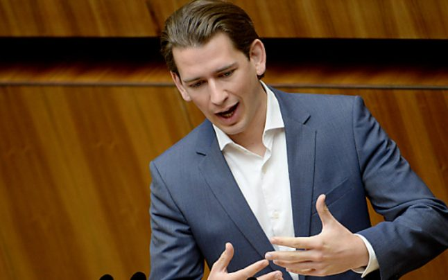 Anti-Semitic posts: Kurz appeals to prosecutor